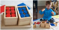 50 Montessori inspired Activities for 2 Year Olds