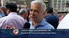 Carlos Francisco Bandeira Lins  Presidente do Cônsul Da Fundação Cásper Líbero