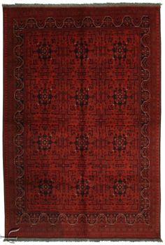 Central Asian Rug - Khalmohammadi Carpet  Width173.00 cm (5,68 Feet) Lenght258.00 cm (8,46 Feet)