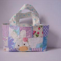cute cute easter basket - roxy creations