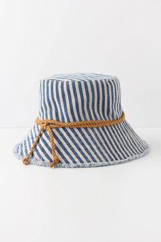 Hat Attack  Sand Dollar Bucket Hat