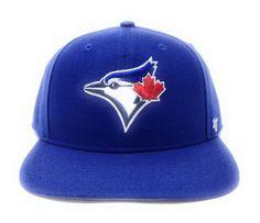 Ml B, Toronto Blue Jays, Snapback Cap, Baseball, Hats, Check, Hat, Snapback