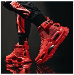 Hype Shoes, Men's Shoes, Shoes Men, Shoes Tennis, Shoes Sport, Red Shoes, Sports Shoes, Casual Shoes, Men Casual