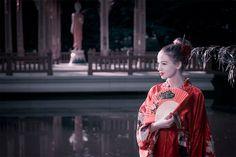 Geisha? by Edi Scherer on 500px