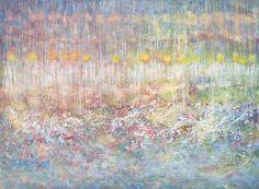 Iris Grace Painting Anima Giclee Print
