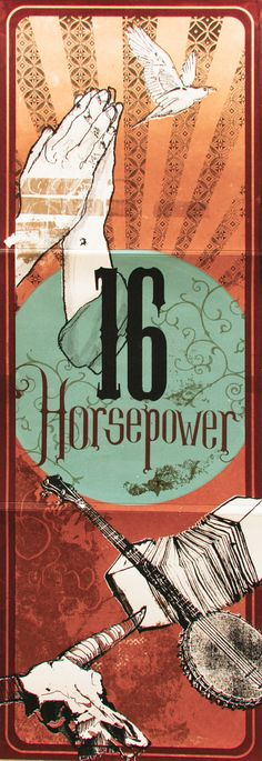 16 Horsepower - Thomas Wahle Work