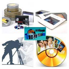 Régi felvételek Digitalizálása - Filmvágás - Esküvői videózás - Dia szkennelés! http://www.reprovideostudio.hu/