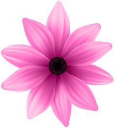 New flowers pink png ideas Big Flowers, Amazing Flowers, Vintage Flowers, Fabric Flowers, Flower Frame, Flower Art, Rose Flower Wallpaper, Owl Clip Art, Daisy