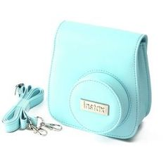 Buy Fujifilm Instax Mini 8 Case - Blue at Argos.co.uk, visit Argos.co.uk to shop online for Camera bags and cases