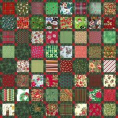 A Charming Christmas Quilt by Benita Skinner through FaveCrafts
