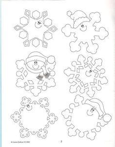 1 million+ Stunning Free Images to Use Anywhere Christmas Snowflakes, Felt Christmas, Christmas Colors, Christmas Crafts, Christmas Decorations, Christmas Ornaments, Christmas Coloring Pages, Coloring Book Pages, Christmas Templates