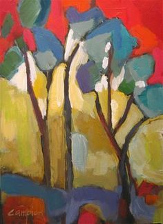 """263. Longleaf Pines"" by Diane Campion"