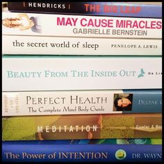 My 2014 Health and Wellbeing Book List