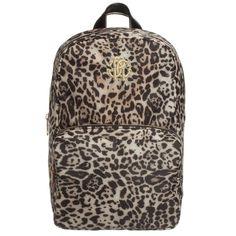 aa9bea9b7f30 Leopard Print Backpack. Girl BackpacksDiaper BagsKids BagsKids  OnlineRoberto CavalliNappy BagsBaby Bags