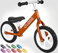 Cruzee UltraLite Balance Bike 44 lbs for Ages 15 to 5 Years -- More info could be found at the image url-affiliate link.