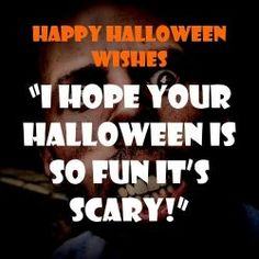 31 best halloween quotes messages poems images on pinterest happy halloween wishes m4hsunfo