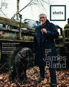 Issue 169 (April featuring James Bland of Blink Advertising Industry, Creative Advertising, Shots Magazine, Magazine Covers, Small Towns, Movie Posters, Fictional Characters, Film Poster, Film Posters