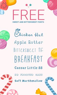 sweet-and-bittersweet-fonts - https://www.templatemonster.com/blog/free-food-fonts/