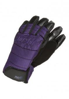 Neff - DIGGER - Guantes - black Digger, Gloves, Black, Fashion, Heels, Moda Femenina, Feminine Fashion, Women, Moda