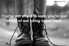Afraid??