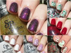 The PolishAholic: Salon Perfect Nail It! Exclusive Collection Swatches & Review @Jen Karr