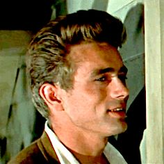 James Dean and those dimples of his.
