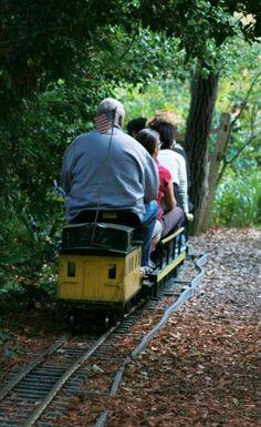 Descanso Gardens } - Enchanted Railroad