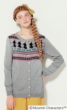 gilet Little My Moomins. Mori Girl Fashion, Hair Arrange, Kawaii Style, Moomin, Japanese Street Fashion, Aesthetic Girl, Kawaii Fashion, Dress Me Up, Pretty Outfits