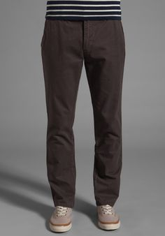 RVCA All Time Chino Pant in Shale (via Revolve Clothing; $58)