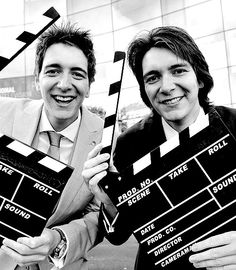 James and Oliver Phelps                                                       …
