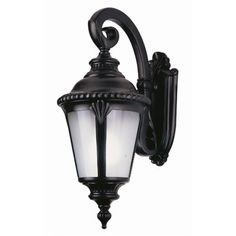 Found it at Wayfair - Outdoor 1 Light Wall Lantern