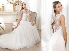 Weddingdress Lanice by Pronovias