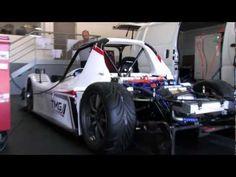 TMG EV P002 - High-Performance Electric Powertrain video [Toyota Motosport GmbH]