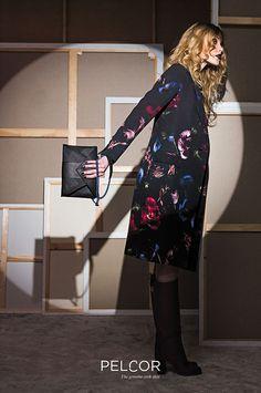 Cor e sofisticação são o foco da coleção FW15 da Pelcor