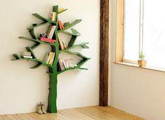 kids room; bookshelf