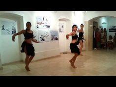 Danse Tahitienne Paris - O' TAHITI NUI - Otea - Extrait répétition (19/06/14) - YouTube