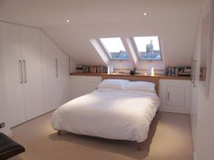 attic renovation master suite Turn Your Attic into the Bathroom of Your Dreams Today – Attic Basement Ideas Source by michael_albaugh Bedroom Storage Ideas For Clothes, Bedroom Storage For Small Rooms, Attic Bedroom Small, Attic Bedroom Designs, Attic Rooms, Bedroom Layouts, Attic Playroom, Attic Spaces, Loft Room