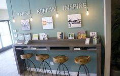 Amelia Sales Office Design and Install « Marketshare Inc. – Marketing, Signage and Sales Office Design for builders #officedesign