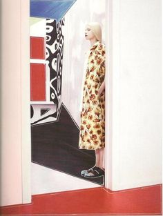 Morgane Warnier by Aj Numan for POP Magazine S/S 2013