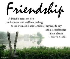 Companionship Quotes and Sayings | Top 15 Best Quotes and Sayings about Friendship | WooInfo