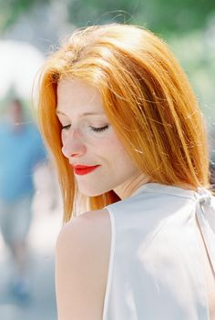How to Keep Redhair color pretty