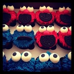 Come galleta & Elmo