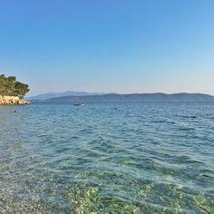 Travel Inspiration for Croatia - the tiny village of Zivogosce in Croatia