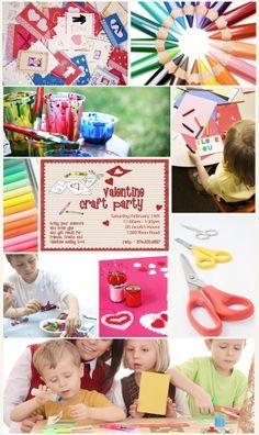 craft party  Click