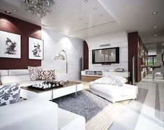Arquitectura y diseño contemporáneo departamento de lujo en Bratislava