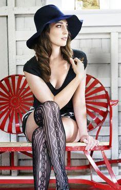 For the man who admires beauty, a sense of humor, talent, and a potty mouth: Sara Bareilles, (I Love You Sara Bareilles)