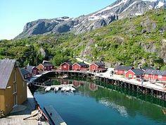 Nusfjord – Wikipedia