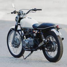 Yamaha XS400 - Walt Siegl - BikeExif