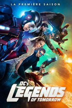 Legends Of Tomorrow : Saison 1 (VOST) streaming VOD | Nolim Films
