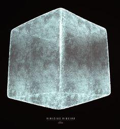 ArtStation - Ice material study, Vinicius Ribeiro